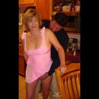 Wife Greets Boyfriend 2