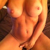 Medium tits of my wife - Sandy Cheeks