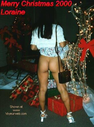 Pic #4 - Asian Loraine - Merry Xmas 2000