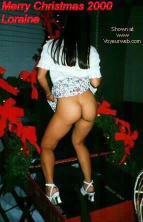 Pic #10 - Asian Loraine - Merry Xmas 2000
