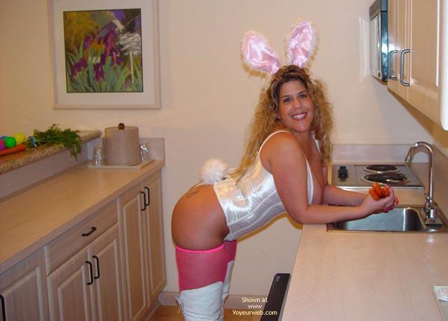 Pic #1 - Victoria Naughty Bunny