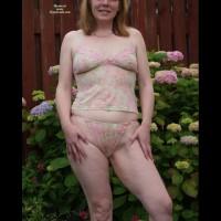 Garden Strip With Sassy Spouse