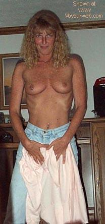 Pic #4 - Trixxie's Strip Tease