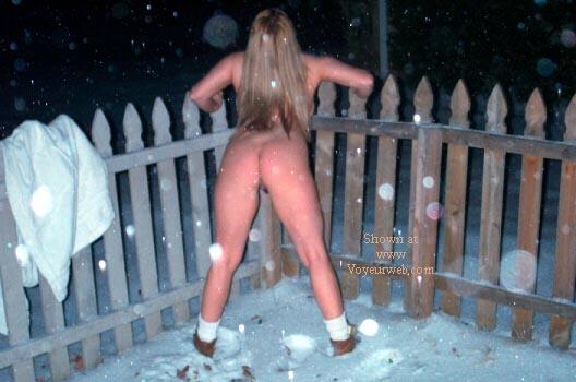 Pic #4 - Snow Bunny Ashlyn Pt.2