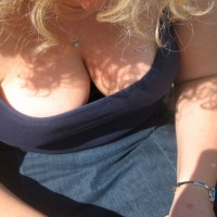 Big Breasted Wife, With And Without Her Bras 1