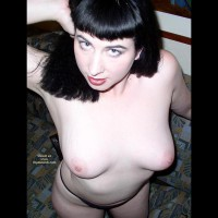 Big Breasts - Big Tits, Black Hair, Blue Eyes