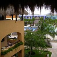 Holiday Balcony
