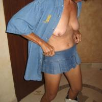 My Favorite Cowgirl - Big Tits, Dressed, Mature, Wife/Wives