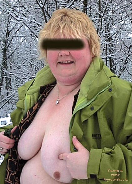 Pic #4 - Having Fun in the Snow