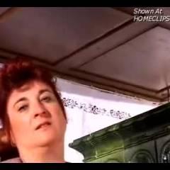 German Mature Piercing Wife