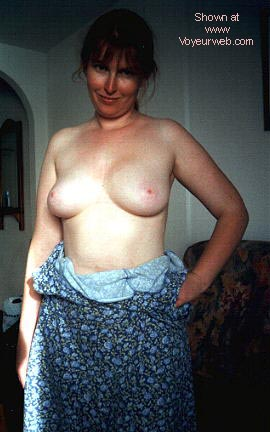 Pic #2 - UK Redheaded Wife pt 3