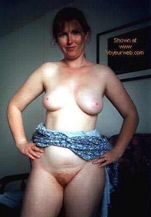 Pic #3 - UK Redheaded Wife pt 3