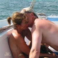 Sexy Suz Catamaran- Public Fucking 2 Of 2