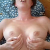 Big Tits , Hairy Pussy