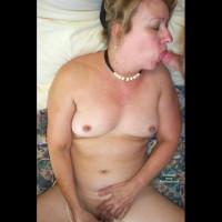 Luscious Lips Sucking Cock