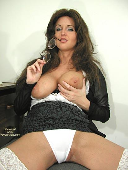 Pic #3 - Secretary Nadine