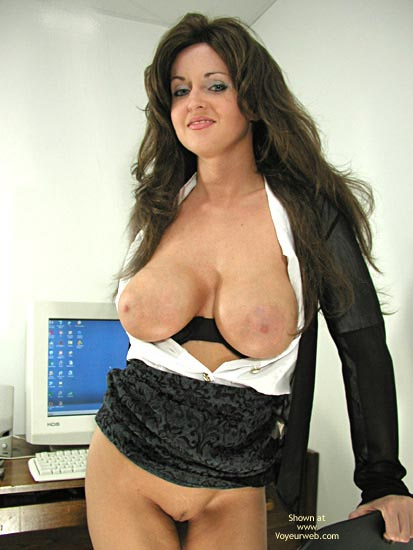 Pic #8 - Secretary Nadine