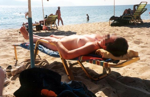 Pic #1 - Lady OnThe Beach