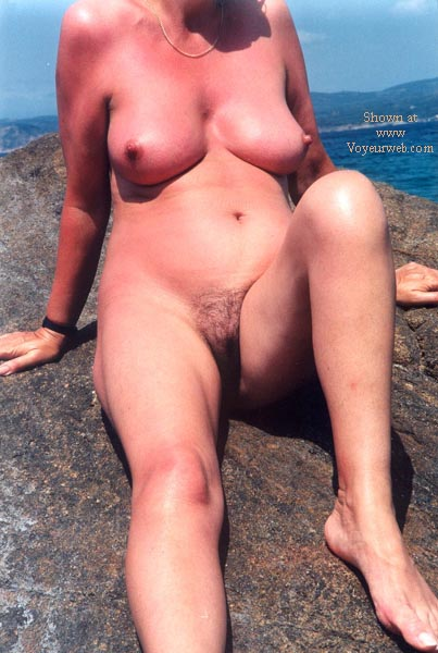 Pic #3 - Lady OnThe Beach