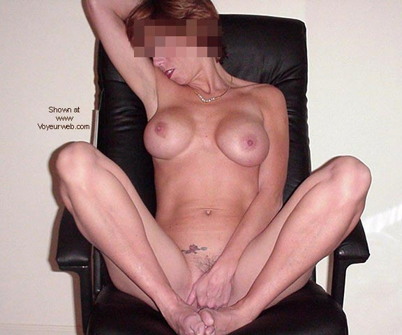 Pic #6 - Digi Girl And The Chair