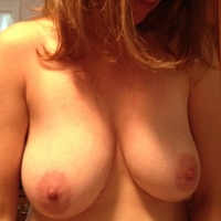 Large tits of my wife - Esco