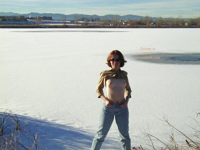 Pic #4 - Frozen Lake
