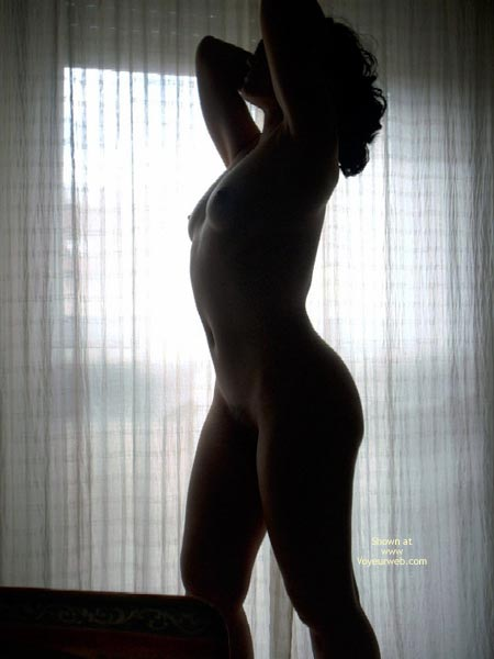 Pic #1 - Spanish Flame Naked By The Window