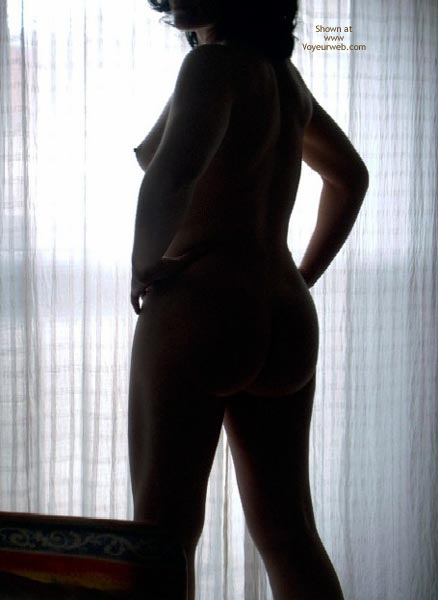 Pic #2 - Spanish Flame Naked By The Window
