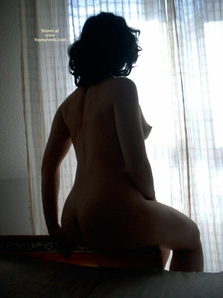 Pic #4 - Spanish Flame Naked By The Window