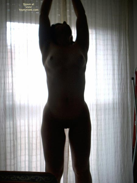 Pic #3 - Spanish Flame Naked By The Window Ii