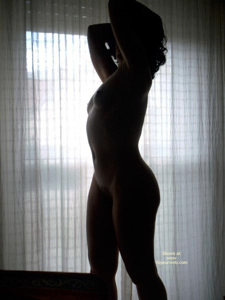 Pic #4 - Spanish Flame Naked By The Window Ii