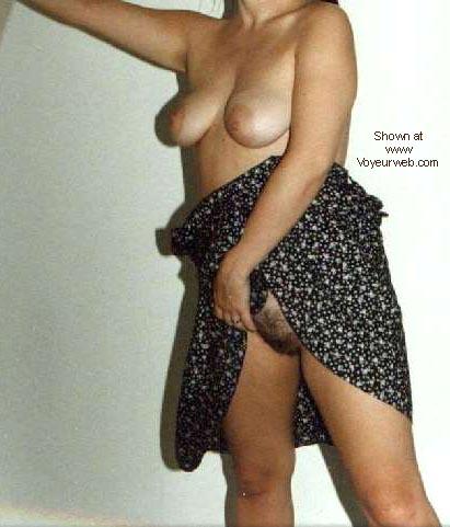 Pic #1 - wife strips twice