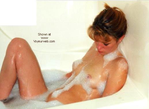 Pic #4 - My x Jenny, Bubblebath