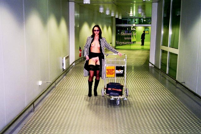Pic #3 - In The Airport