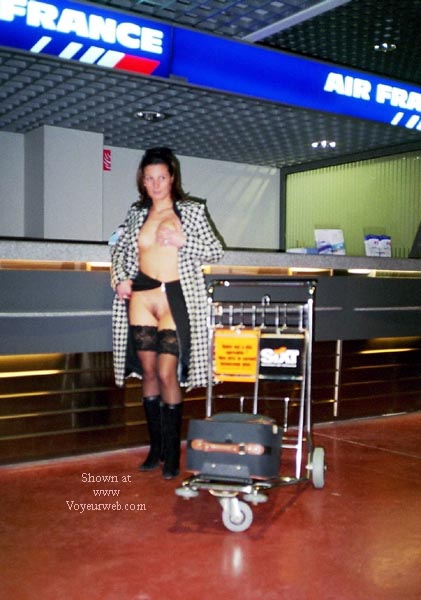 Pic #5 - In The Airport