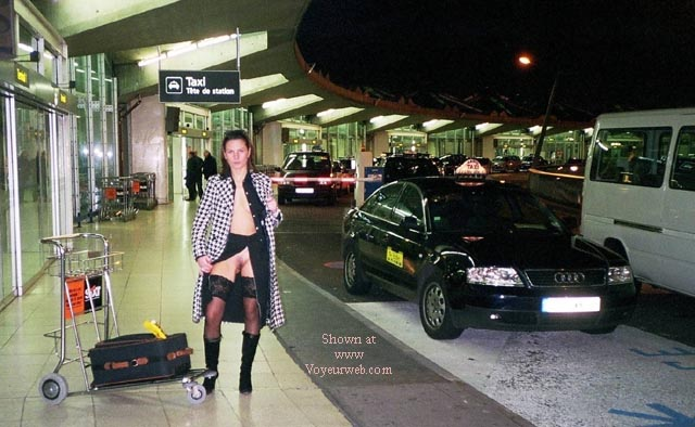 Pic #7 - In The Airport