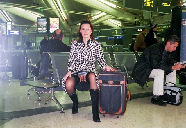 Pic #8 - In The Airport