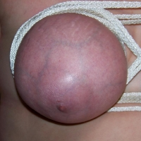 Medium tits of my wife - cookie