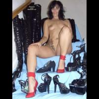Naughty Nikki Sexy  Heels