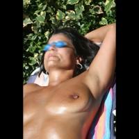 Backyard Tanning