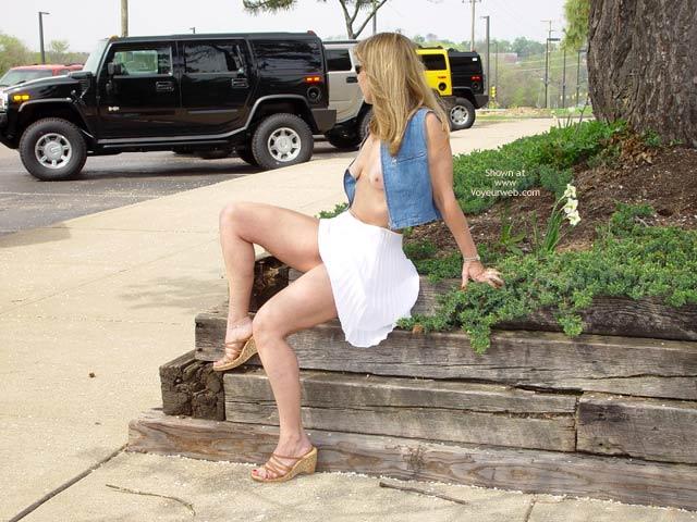 Pic #1 - Natasha, Want A Hummer?