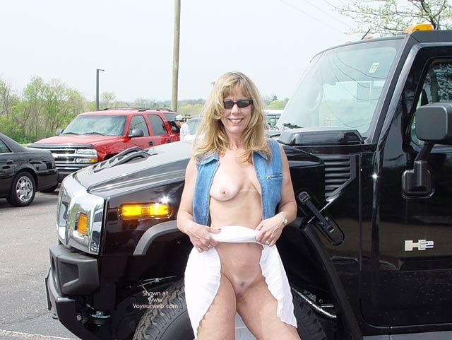 Pic #2 - Natasha, Want A Hummer?