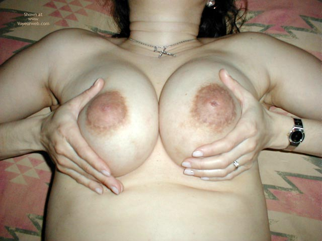 Pic #1 - Wife'S Breasts