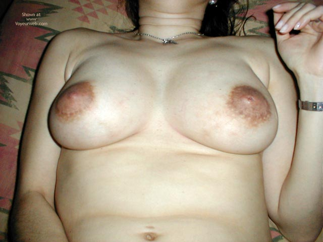 Pic #2 - Wife'S Breasts