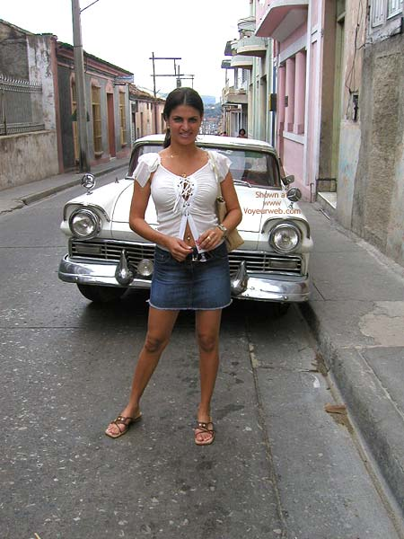 Pic #1 - Vanessa- Visiting The City