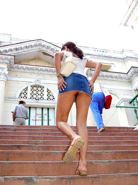 Pic #2 - Vanessa- Visiting The City