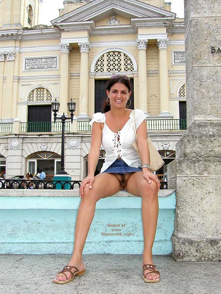 Pic #3 - Vanessa- Visiting The City