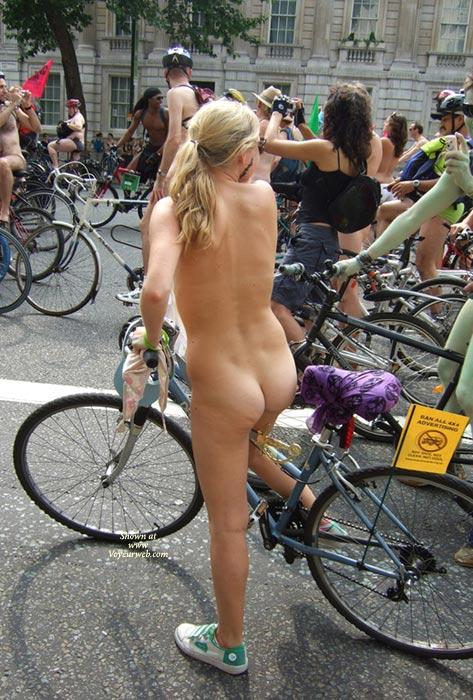 Swimsuit Biker Babes Naked In Public HD
