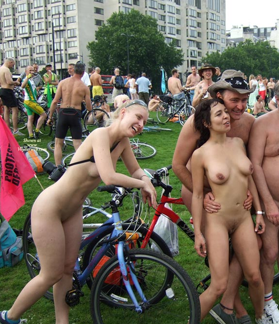 Naked bikers sex