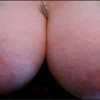 Very large tits of my wife - Kitten Pie